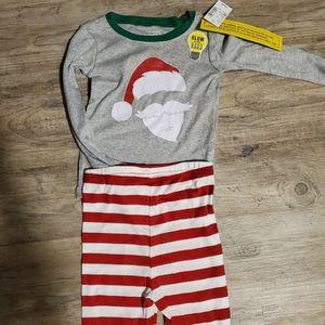 Boys 2T Pajama Set